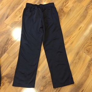 Nike Bottoms - Youth extra large black Nike dri-fit sweats